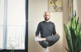 Йога для мужчин. Есть ли особенности?