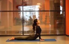 Поза кобры в йоге: основные особенности