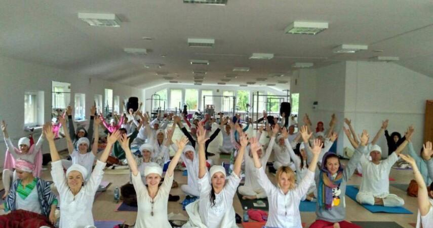 Подготовка учителей Кундалини Йоги Уровня I