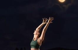 Йога перед сном: польза, лучшие асаны и медитативные практики