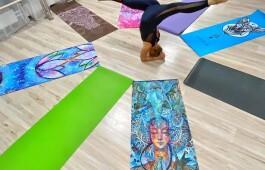 Как выбрать идеальный коврик для йоги