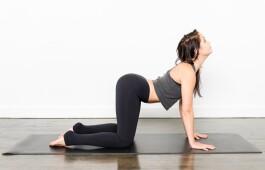 Йога при грыже: несколько эффективных упражнений