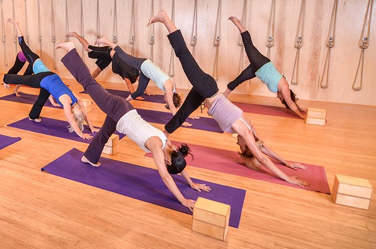Особенности айенгар йоги