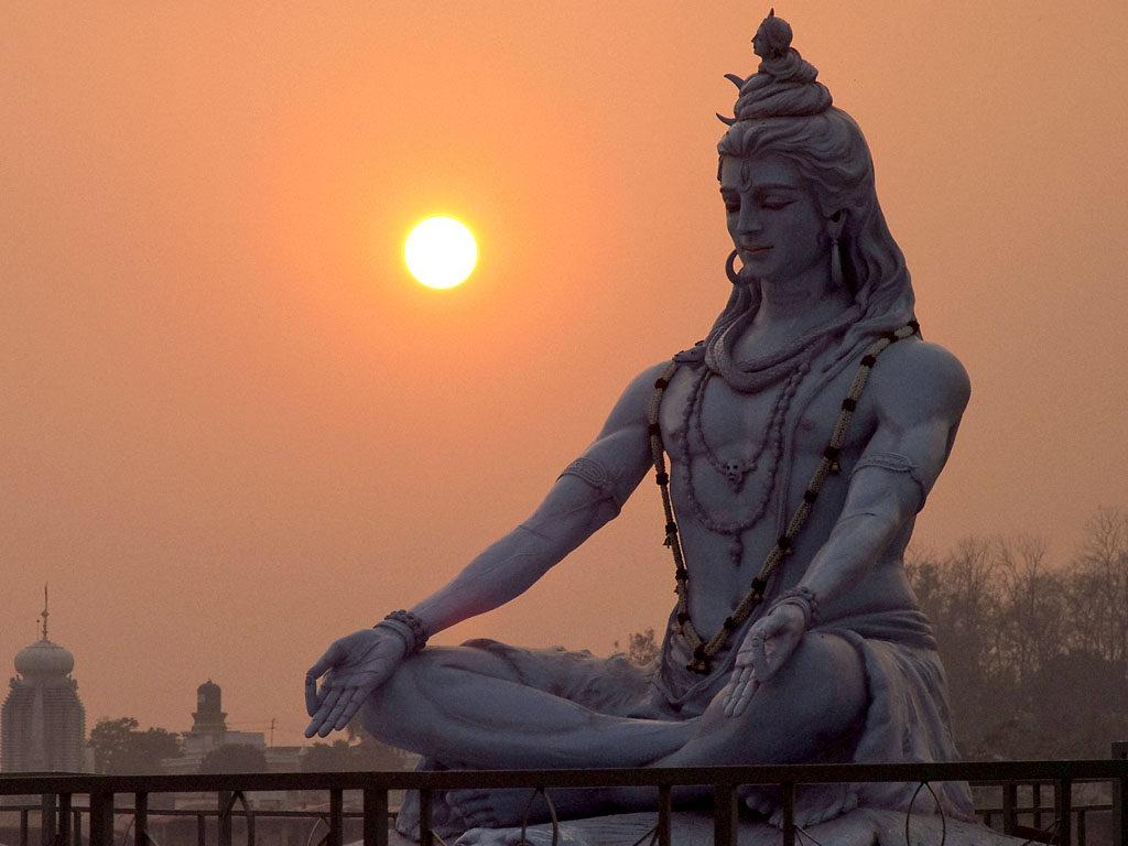индуистский бог Шива