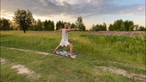 Флоу йога