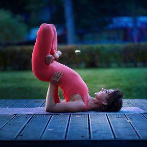 Йога вверх дном