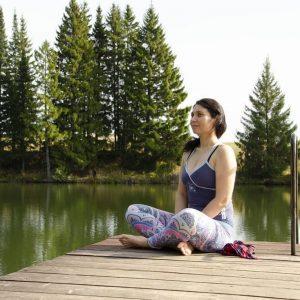 йоги для похудения