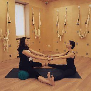 Как йога помогает при беременности