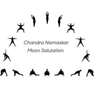 Чандра и Сурья Намаскар